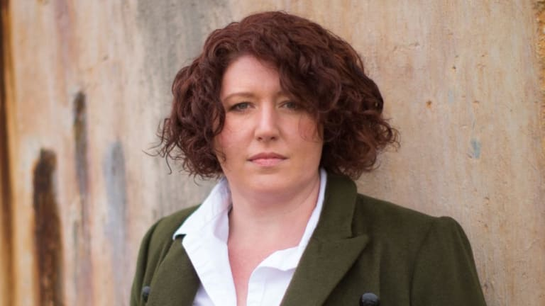 Author of The Dry, Jane Harper.