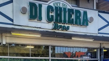 Di Chiera Bros is reopening in Autumn after a brief closure to renovate.