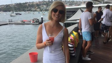 """Jess Mudie, 22, had """"ambition and drive beyond her time"""", former colleagues said."""