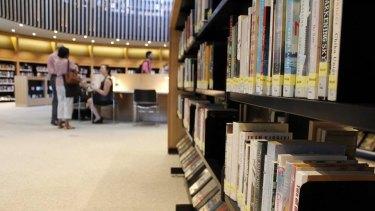 The library only opened recently and had hoped to introduce younger readers to their sections through the event.