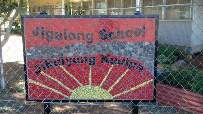 The education of students at Jigalong Community School was disrupted for up to two years.