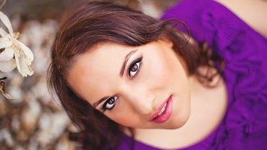 Jazz singer Liz Tobias.