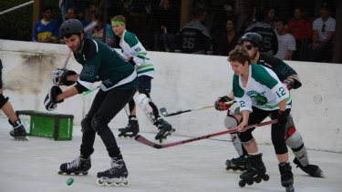 How the Street Roller Hockey League is taking over Perth in