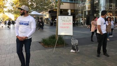 Ask me anything: a hopeful new message from Perth's Muslim community.