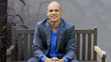 Pharmacist Dr Michael Serafin