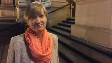 Fiona Richardson on Australian Story.