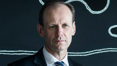 """We have taken the opportunity to move decisively and adapt to the changing environment by building a simpler, better capitalised and more balanced bank."": ANZ chief executive Shayne Elliott."