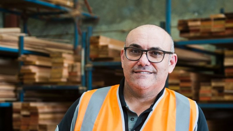 The Queanbeyan factory that produced NSW Nationals leader