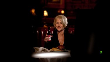 Helen Mirren stars in Budweiser's 2016 Super Bowl advertisement on drink driving.