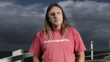 Tim Winton, passionate defender of Australia's writers and artists from attacks on teritorial copyright