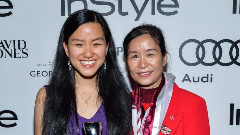 Marita Cheng and her mother Judy Cho.