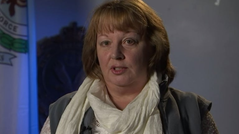 Patricia Hofmann appealed for information about the death of her brother, Peter, last month.