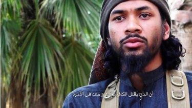 Islamic State recruiter Neil Prakash.