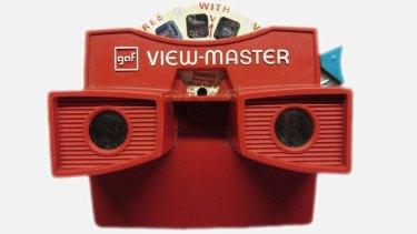 The original View-Master.