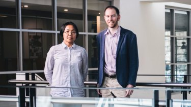 University of Canberra biostatistician Dr Yan Yu and geographer Vincent Learnihan have found a strong link between the 'walkability' of suburbs and reduced hospital admission rates.