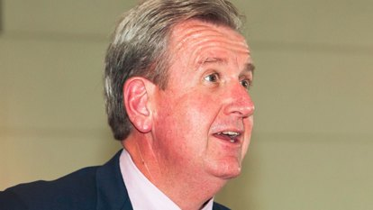 Wined and dined, Barry O'Farrell comes up trumps
