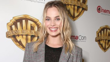 """Margot Robbie was described by Cohen as """"beautiful, not in that otherworldly, catwalk way but in a minor knock-around key""""."""