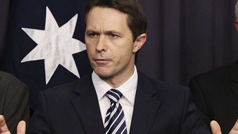 Labor's resources and northern Australia spokesman Jason Clare has dismissed Deputy Prime Minister Barnaby Joyce's claim on Adani.