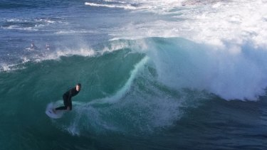 The water quality of Sydney's beaches has improved over the past two decades.