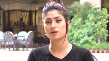 Pakistani social media celebrity Qandeel Baloch was murdered by her brother.