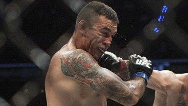 Brazil's Fabricio Werdum is a former UFC heavyweight champion.
