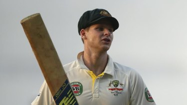 Steve Smith, with Mitch Marsh, says Michael Clarke misunderstood his intentions.