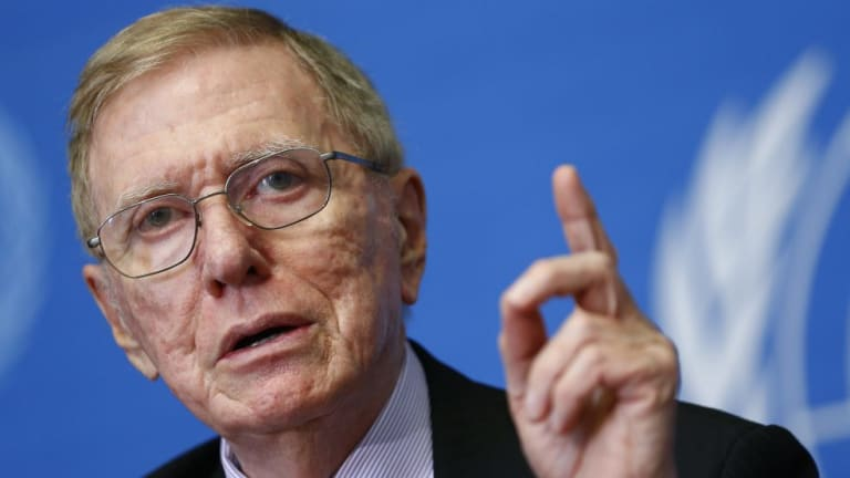 Former Justice of the High Court of Australia Michael Kirby.