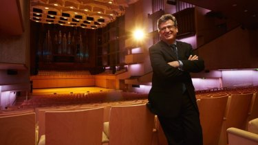 John Kotzas, chief executive Queensland Performing Arts Centre