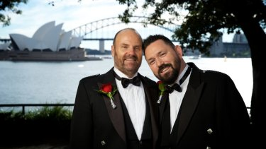 "The tourism sector will get a boost as Australia becomes a new ""destination wedding"" location for same-sex couples."