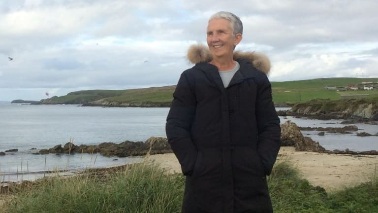 Author Ann Cleeves is drawn to the isolation of islands.