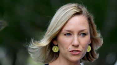 Greens senator Larissa Waters.