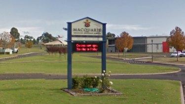 Macquarie Anglican Grammar School.