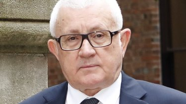 Ron Medich and his brother Roy are set to make hundreds of millions of dollars from a Badgerys Creek land deal.