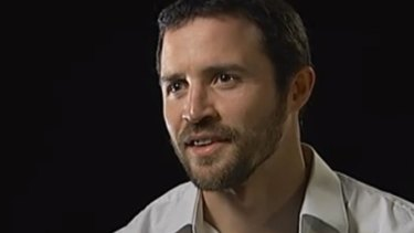 Dr David Helm, a CareFlight doctor on a Pel-Air flight that crashed near Norfolk Island.