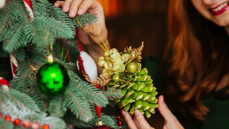 If you have bought too much for one person, stockpile it for next year rather than frantically buying to bring all the other presents up to the same level.