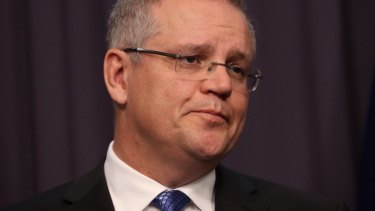 """And whatever the facts turn out to be, Morrison has treated the Australian public with contempt."""