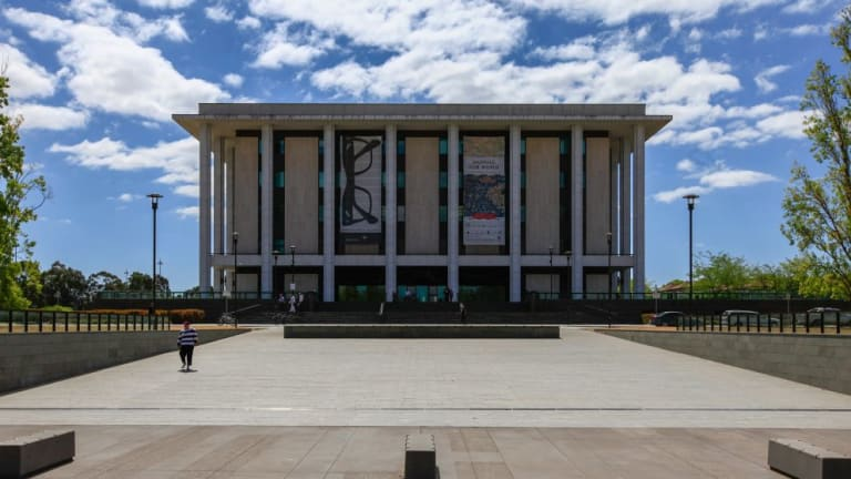 The National Library will be gravely affected by further budget cuts, according to its director-general.