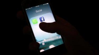 Major purchase: Facebook is buying messenger app WhatsApp for $21 billion.