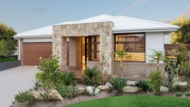The Flinders: the Simonds home Shannon Draper was meant to get.