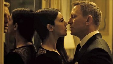 51-year-old actress Monica  Bellucci will play Bond's leading lady in the latest film <i>Spectre</i>