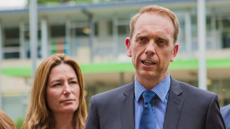 Minister for Women Yvette Berry and Attorney-General Simon Corbell say more needs to be done to limit the high social, health, and economic costs of domestic violence.