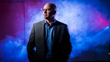 Professor Robert Fitzgerald, director of the INSPIRE Centre at the University of Canberra.