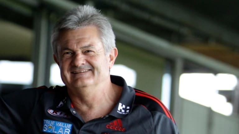Joining Carlton: Former Bombers coach Neil Craig.