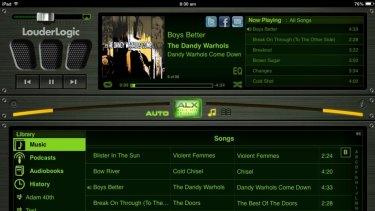 Party playlist apps: LouderLogic v Mix & Mash