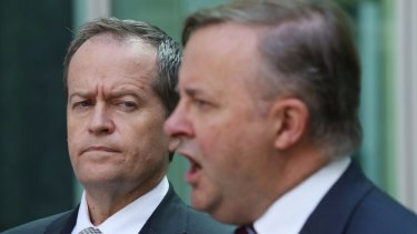 Bill Shorten defeated Anthony Albanese in the leadership vote process.