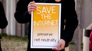 Net neutrality rules prevent big telcos from blocking or slowing online offerings while promoting services of their own partners.