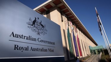 The Royal Australian Mint plans to reduce greenhouse emissions and electricity costs through environmentally sustainable energy.