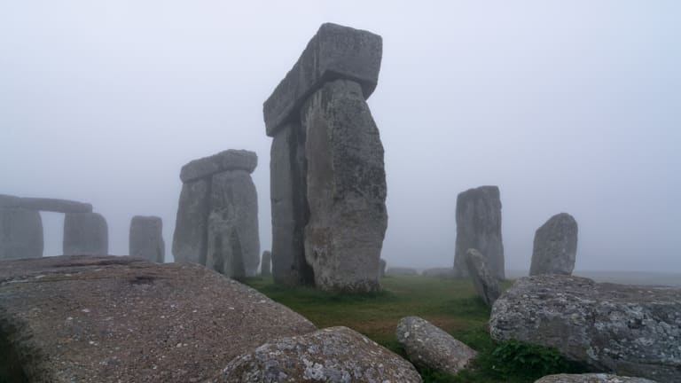 More than meets the eye: Stonehenge
