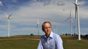 Environment Minister Simon Corbell said
