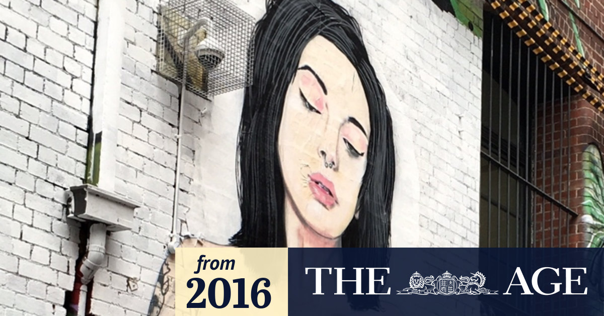 Bodypainting Australia News: Pop Art Body painting